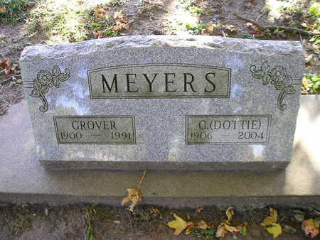MEYERS, GROVER - Bremer County, Iowa | GROVER MEYERS