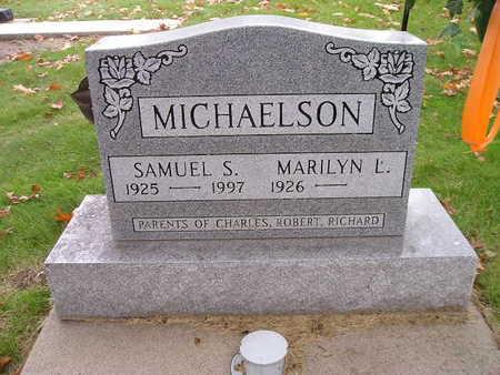 MICHAELSON, SAMUEL S - Bremer County, Iowa | SAMUEL S MICHAELSON