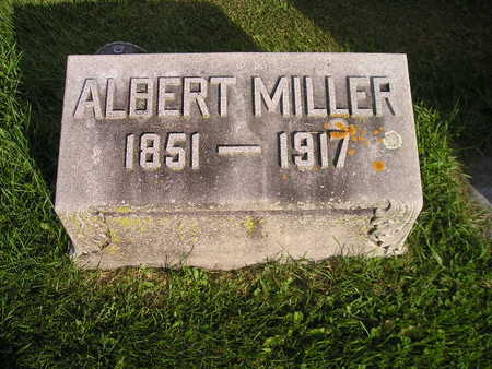 MILLER, ALBERT - Bremer County, Iowa | ALBERT MILLER