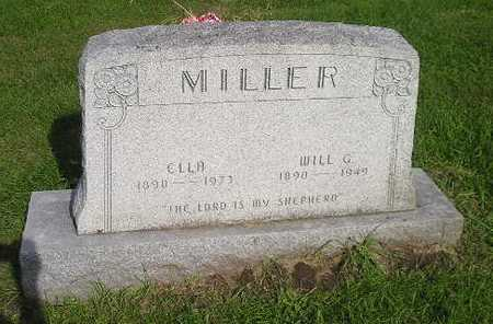 MILLER, WILL - Bremer County, Iowa | WILL MILLER