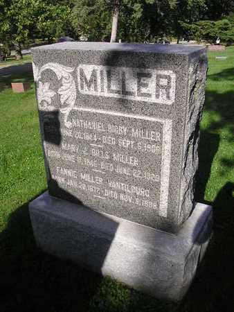 BILLS MILLER, MARY J - Bremer County, Iowa | MARY J BILLS MILLER