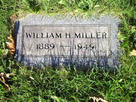 MILLER, WILLIAM H - Bremer County, Iowa | WILLIAM H MILLER