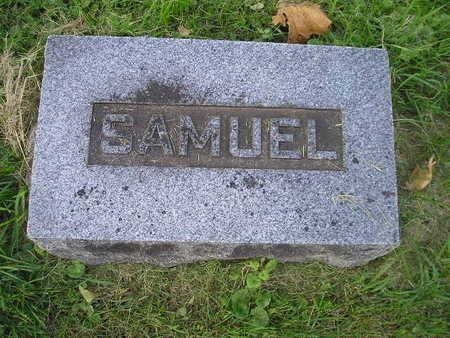 MILLS, SAMUEL - Bremer County, Iowa | SAMUEL MILLS