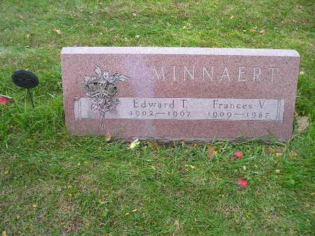 MINNAERT, EDWARD T - Bremer County, Iowa | EDWARD T MINNAERT
