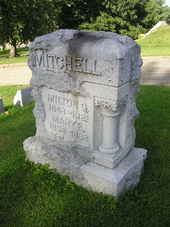 MITCHELL, MARY E - Bremer County, Iowa | MARY E MITCHELL