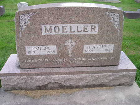 MOELLER, H AUGUST - Bremer County, Iowa | H AUGUST MOELLER