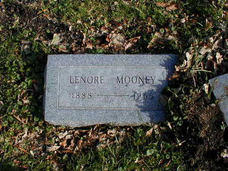 MOONEY, LENORE - Bremer County, Iowa | LENORE MOONEY