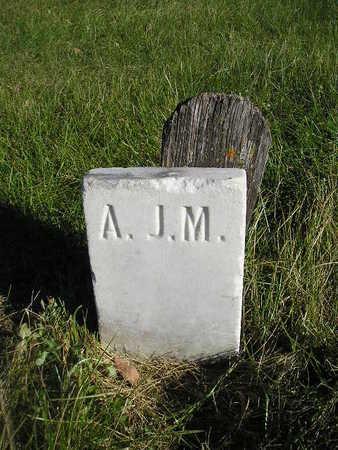 MOORE, A J (ALVIRA JOSEPHINE) - Bremer County, Iowa | A J (ALVIRA JOSEPHINE) MOORE