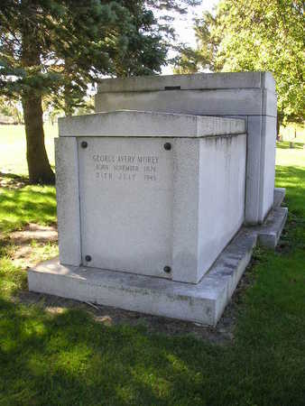 MOREY, GEORGE AVERY - Bremer County, Iowa | GEORGE AVERY MOREY