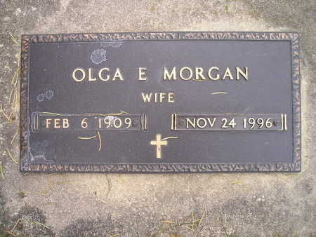 MORGAN, OLGA E - Bremer County, Iowa | OLGA E MORGAN