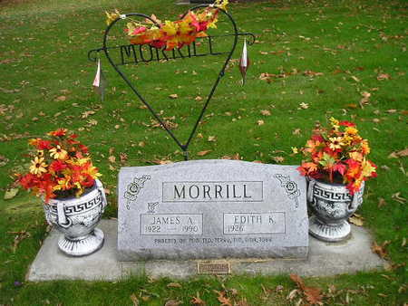 MORRILL, JAMES A - Bremer County, Iowa | JAMES A MORRILL