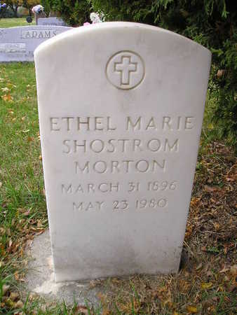 MORTON, ETHEL MARIE - Bremer County, Iowa | ETHEL MARIE MORTON