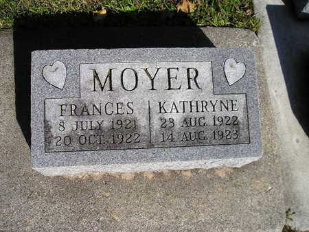 MOYER, KATHRYNE - Bremer County, Iowa | KATHRYNE MOYER