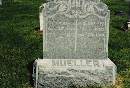MUELLER, JOHN - Bremer County, Iowa | JOHN MUELLER