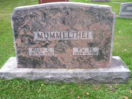 MUMMELTHEI, CARY C - Bremer County, Iowa | CARY C MUMMELTHEI
