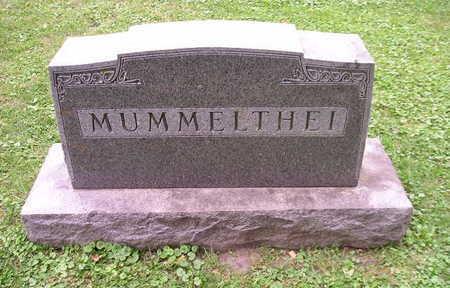 MUMMELTHEI, FRIEDA - Bremer County, Iowa | FRIEDA MUMMELTHEI