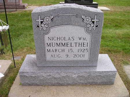 MUMMELTHEI, NICHOLAS WM - Bremer County, Iowa | NICHOLAS WM MUMMELTHEI