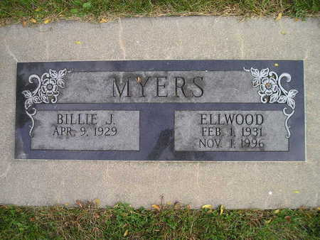 MYERS, BILLIE J - Bremer County, Iowa | BILLIE J MYERS