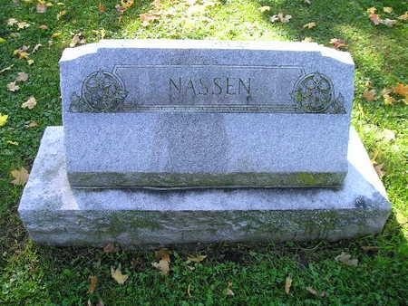 NASSEN, FAMILY - Bremer County, Iowa | FAMILY NASSEN