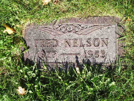 NELSON, FRED - Bremer County, Iowa | FRED NELSON