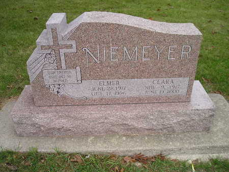 NIEMEYER, ELMER - Bremer County, Iowa | ELMER NIEMEYER