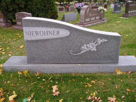 NIEWOHNER, FAMILY - Bremer County, Iowa | FAMILY NIEWOHNER
