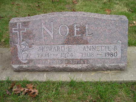 NOEL, HOWARD E - Bremer County, Iowa | HOWARD E NOEL