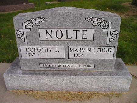 NOLTE, DOROTHY J - Bremer County, Iowa | DOROTHY J NOLTE