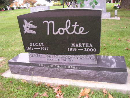 NOLTE, MARTHA - Bremer County, Iowa | MARTHA NOLTE