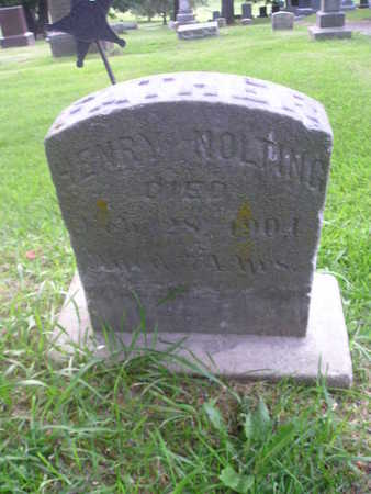 NOLTING, HENRY - Bremer County, Iowa | HENRY NOLTING