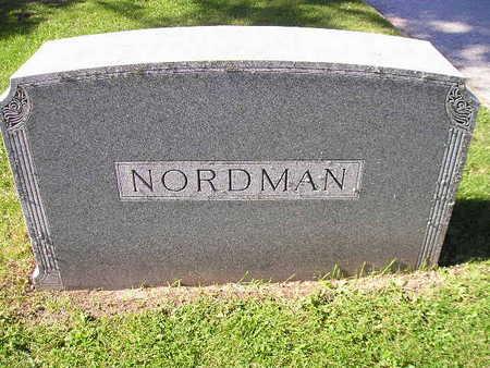 NORDMAN, FAMILY - Bremer County, Iowa | FAMILY NORDMAN