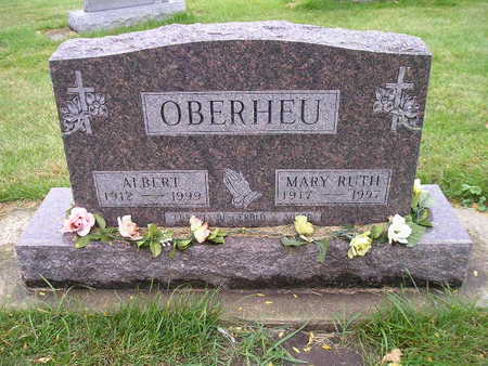 OBERHEU, MARY RUTH - Bremer County, Iowa | MARY RUTH OBERHEU
