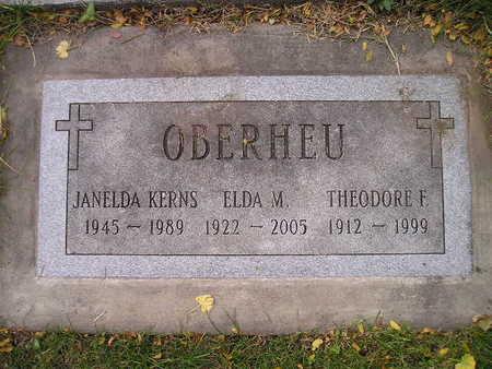 OBERHEU, JANELDA - Bremer County, Iowa | JANELDA OBERHEU