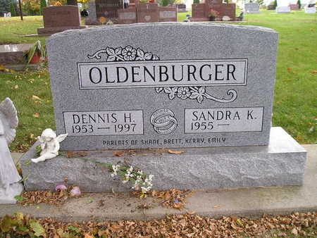 OLDENBURGER, SANDRA K - Bremer County, Iowa | SANDRA K OLDENBURGER