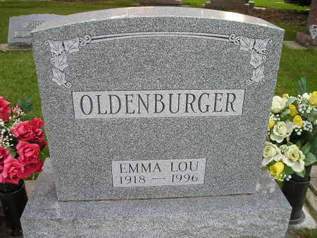 OLDENBURGER, EMMA LOU - Bremer County, Iowa | EMMA LOU OLDENBURGER