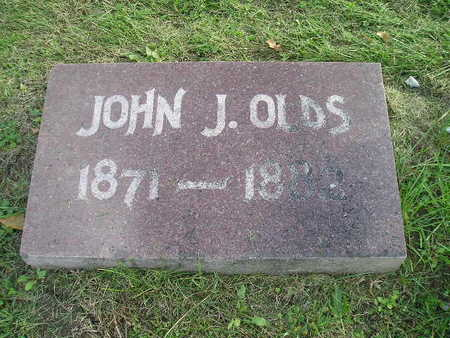OLDS, JOHN J - Bremer County, Iowa | JOHN J OLDS