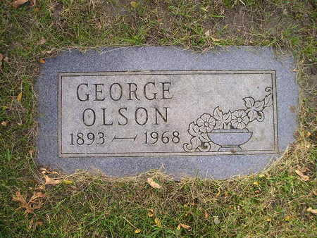 OLSON, GEORGE - Bremer County, Iowa | GEORGE OLSON