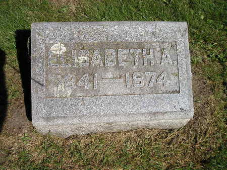 ORMSTON, ELISABETH A - Bremer County, Iowa | ELISABETH A ORMSTON