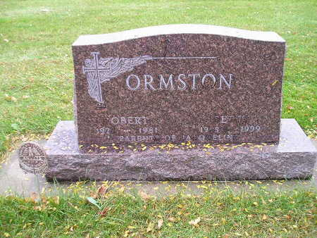ORMSTON, BETTY - Bremer County, Iowa | BETTY ORMSTON