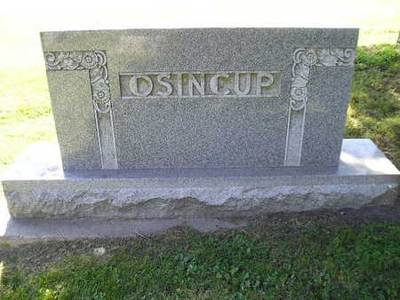 OSINCUP, FAMILY - Bremer County, Iowa | FAMILY OSINCUP