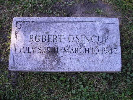 OSINCUP, ROBERT - Bremer County, Iowa | ROBERT OSINCUP