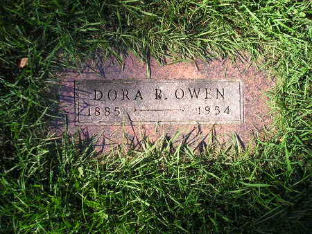 OWEN, DORA - Bremer County, Iowa | DORA OWEN