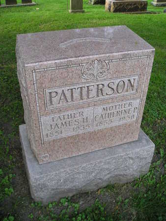 PATTERSON, JAMES H - Bremer County, Iowa | JAMES H PATTERSON