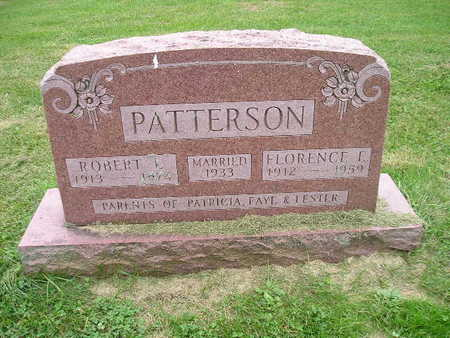PATTERSON, ROBERT L - Bremer County, Iowa | ROBERT L PATTERSON