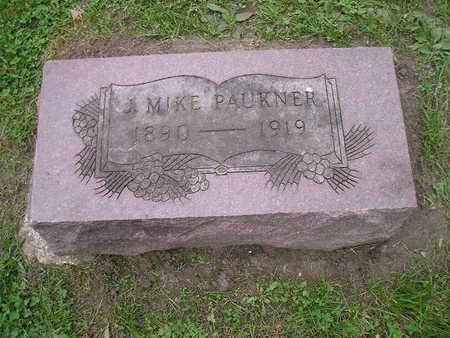 PAUKNER, J MIKE - Bremer County, Iowa | J MIKE PAUKNER