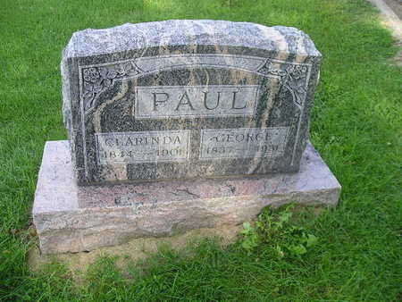 PAUL, CLARINDA - Bremer County, Iowa | CLARINDA PAUL