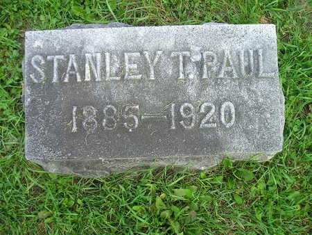 PAUL, STANLEY T - Bremer County, Iowa | STANLEY T PAUL