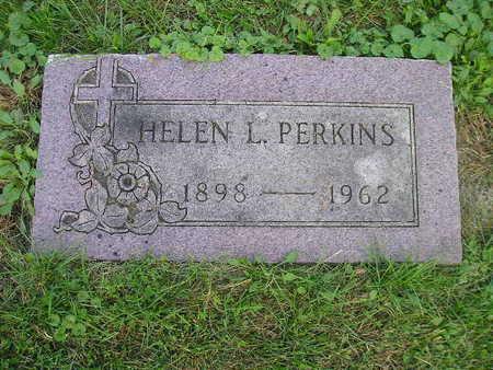 PERKINS, HELEN L - Bremer County, Iowa | HELEN L PERKINS