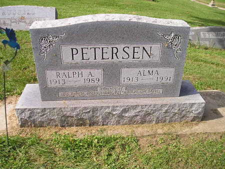 PETERSEN, RALPH A - Bremer County, Iowa | RALPH A PETERSEN