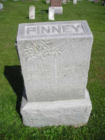 PINNEY, MARY - Bremer County, Iowa | MARY PINNEY